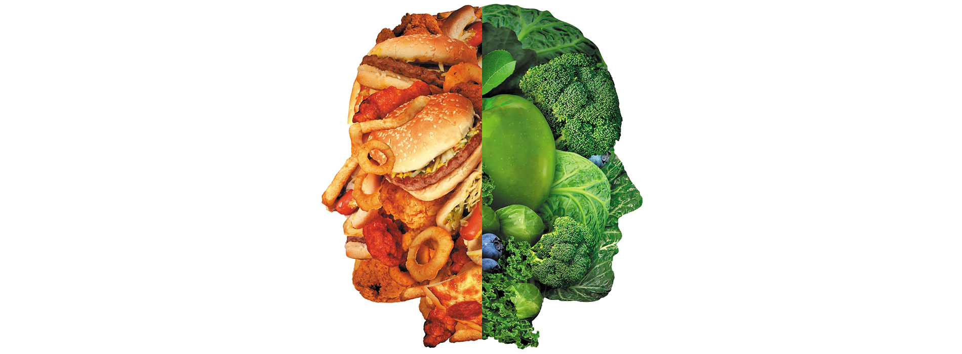 When we are young we tend to choose the first food that catches our eye. As we become more sensible, we think about the nutitional value of the food and the consequences of making the wrong decision.