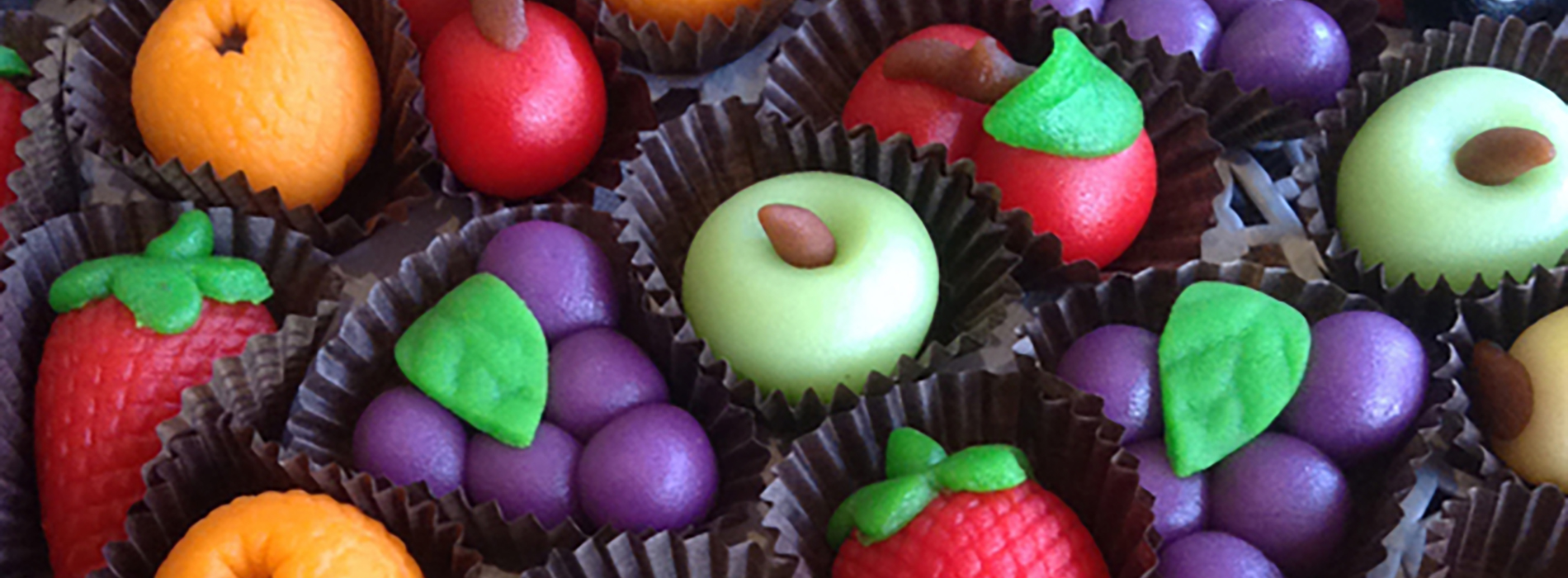 Iage of colourful sweets - do you know whether they are good for you or not?