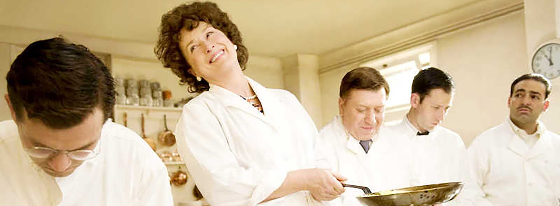 Image Meryl Streep in the film Julie and Julia