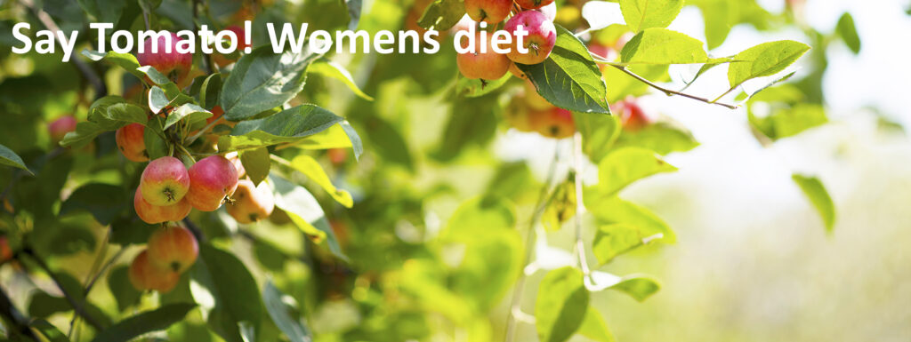 Diet for women over 40