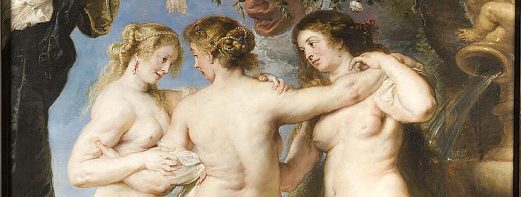 The Three Graces Prado Museum