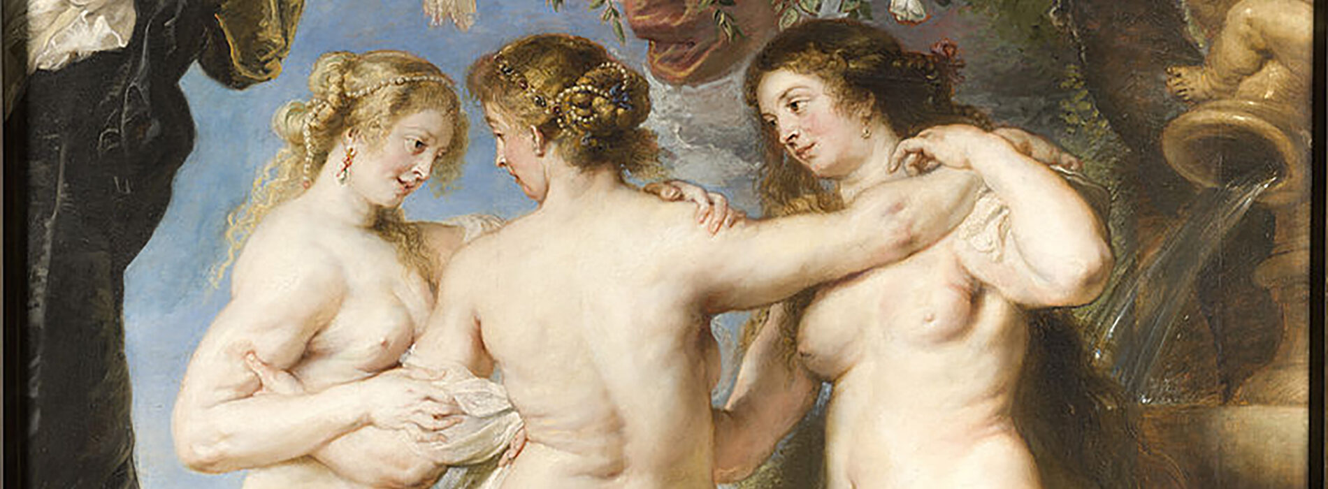The Three Graces Prado Museum